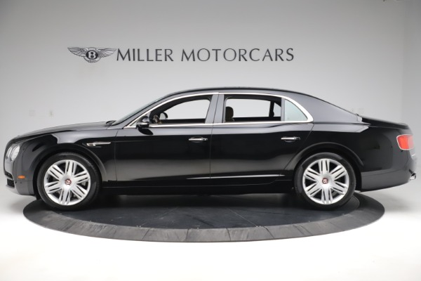 Used 2016 Bentley Flying Spur V8 for sale $119,900 at Alfa Romeo of Westport in Westport CT 06880 3