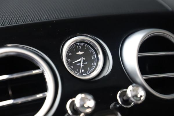 Used 2016 Bentley Continental GTC V8 S for sale Sold at Alfa Romeo of Westport in Westport CT 06880 27