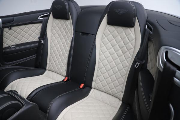 Used 2016 Bentley Continental GTC V8 S for sale Sold at Alfa Romeo of Westport in Westport CT 06880 28