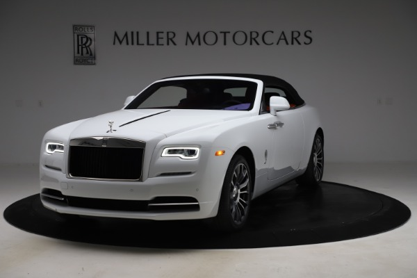 New 2020 Rolls-Royce Dawn for sale $404,675 at Alfa Romeo of Westport in Westport CT 06880 13