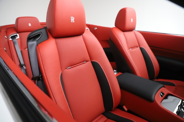 New 2020 Rolls-Royce Dawn for sale $404,675 at Alfa Romeo of Westport in Westport CT 06880 27