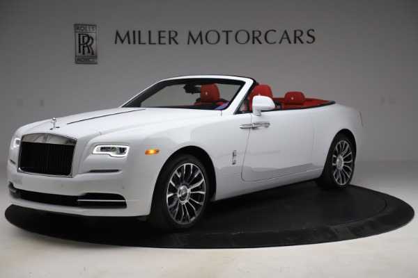 New 2020 Rolls-Royce Dawn for sale $404,675 at Alfa Romeo of Westport in Westport CT 06880 3