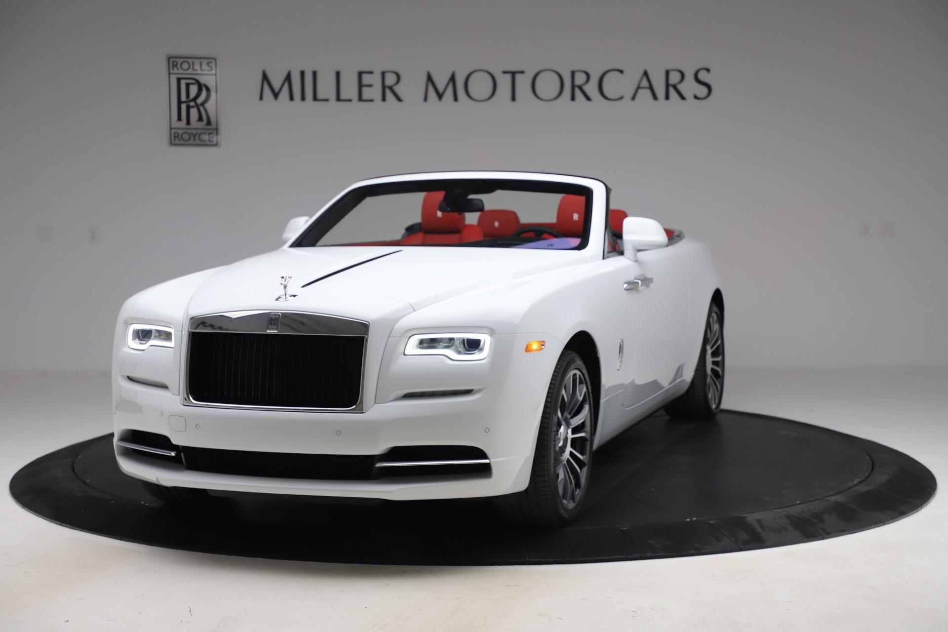 Used 2020 Rolls-Royce Dawn for sale $359,900 at Alfa Romeo of Westport in Westport CT 06880 1