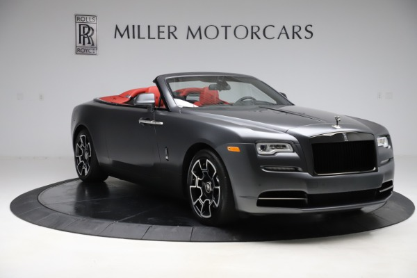New 2020 Rolls-Royce Dawn Black Badge for sale $477,975 at Alfa Romeo of Westport in Westport CT 06880 12