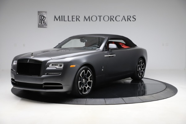 New 2020 Rolls-Royce Dawn Black Badge for sale $477,975 at Alfa Romeo of Westport in Westport CT 06880 16