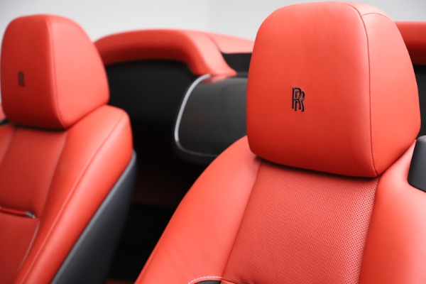 New 2020 Rolls-Royce Dawn Black Badge for sale $477,975 at Alfa Romeo of Westport in Westport CT 06880 24
