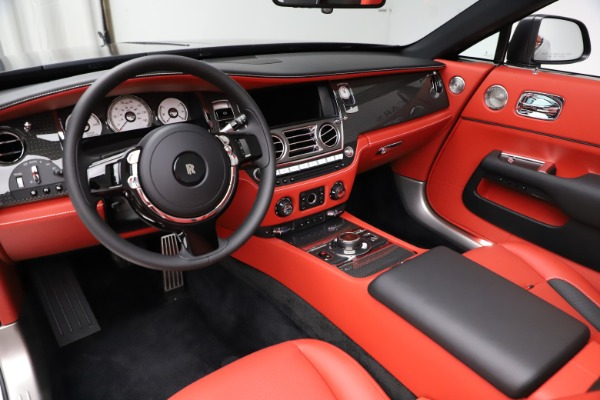 New 2020 Rolls-Royce Dawn Black Badge for sale $477,975 at Alfa Romeo of Westport in Westport CT 06880 25