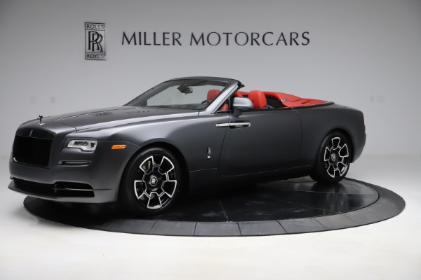 New 2020 Rolls-Royce Dawn Black Badge for sale $477,975 at Alfa Romeo of Westport in Westport CT 06880 3
