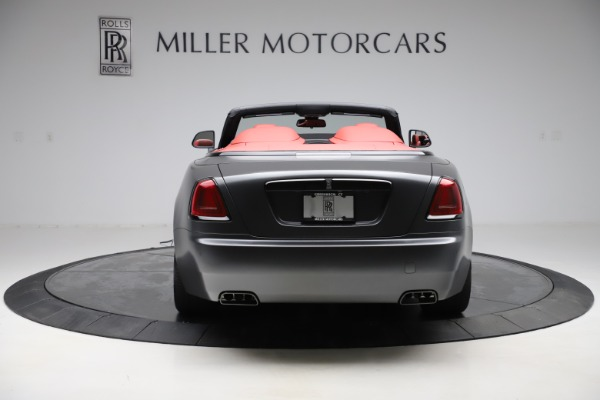New 2020 Rolls-Royce Dawn Black Badge for sale $477,975 at Alfa Romeo of Westport in Westport CT 06880 7
