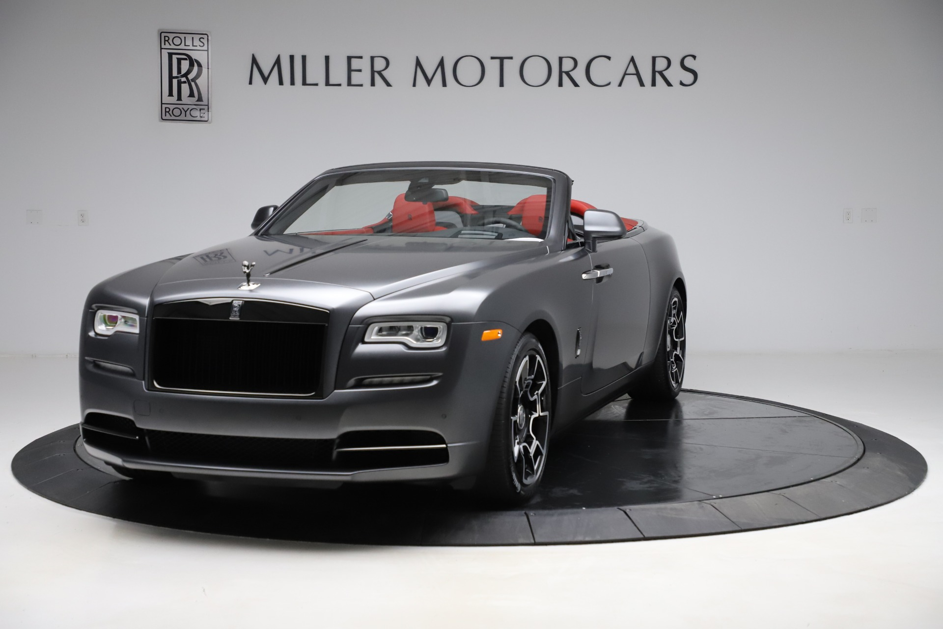 New 2020 Rolls-Royce Dawn Black Badge for sale $477,975 at Alfa Romeo of Westport in Westport CT 06880 1