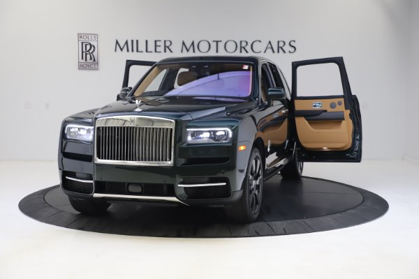 New 2020 Rolls-Royce Cullinan for sale $348,975 at Alfa Romeo of Westport in Westport CT 06880 10