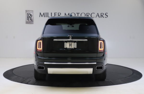 New 2020 Rolls-Royce Cullinan for sale $348,975 at Alfa Romeo of Westport in Westport CT 06880 5