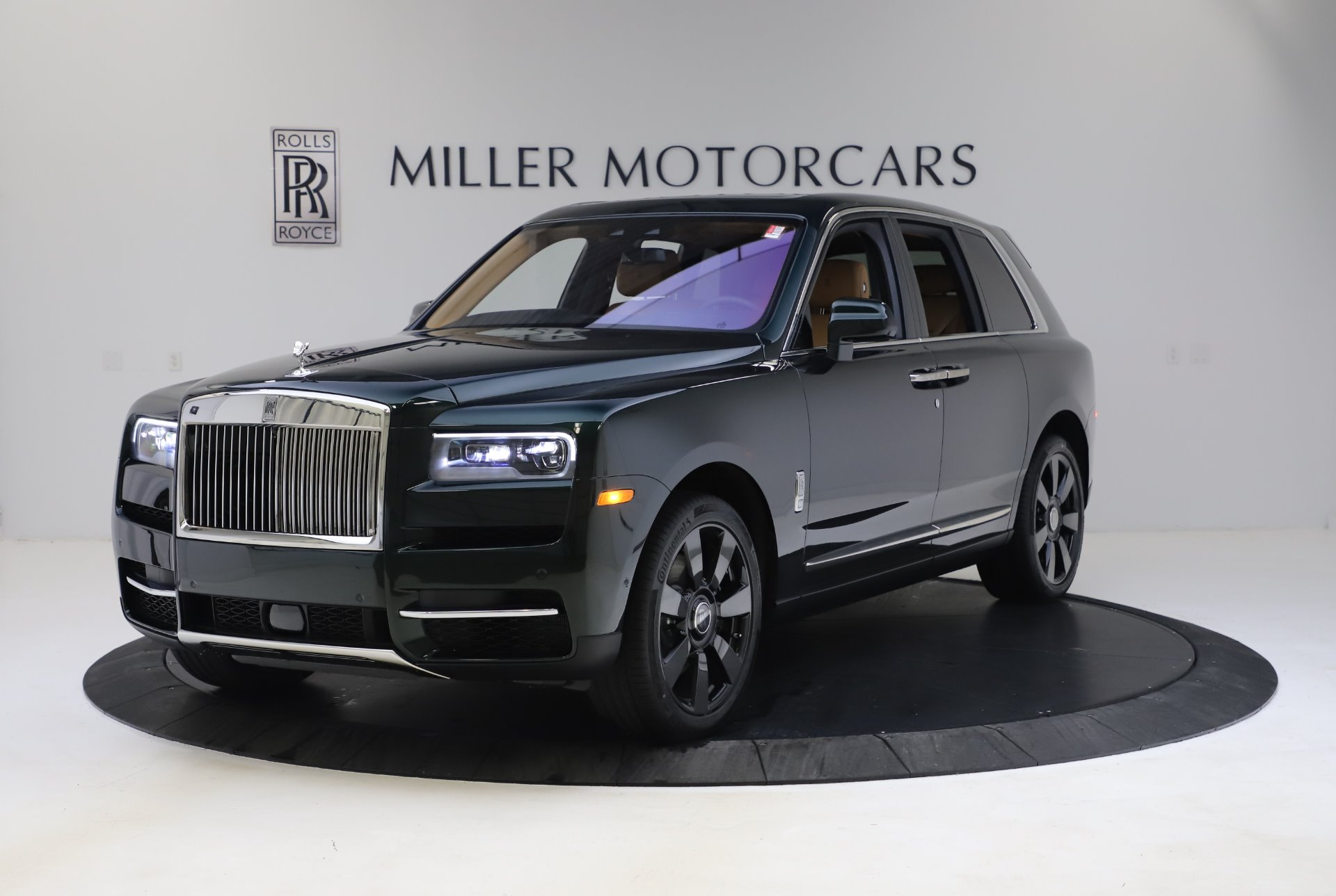 New 2020 Rolls-Royce Cullinan for sale $348,975 at Alfa Romeo of Westport in Westport CT 06880 1