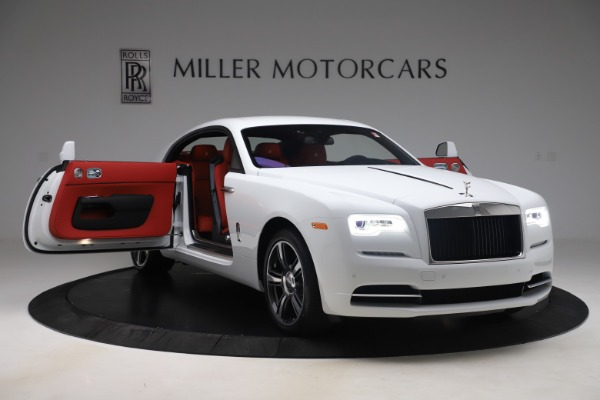 New 2020 Rolls-Royce Wraith for sale $392,325 at Alfa Romeo of Westport in Westport CT 06880 10