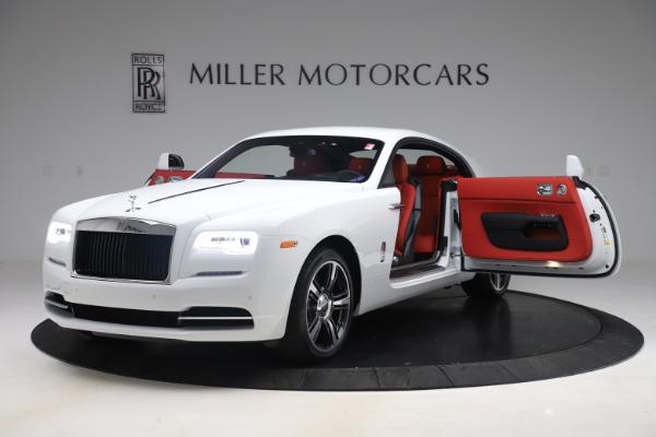 New 2020 Rolls-Royce Wraith for sale $392,325 at Alfa Romeo of Westport in Westport CT 06880 12