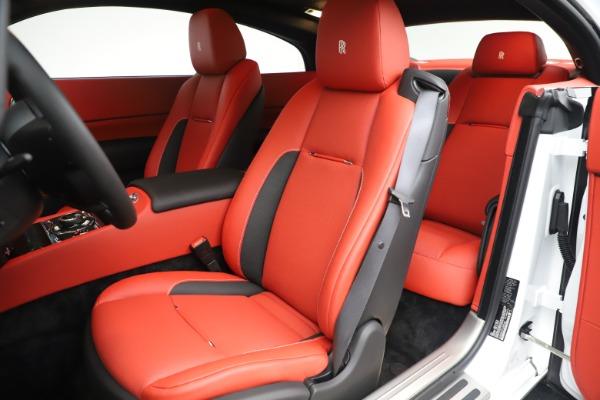 New 2020 Rolls-Royce Wraith for sale $392,325 at Alfa Romeo of Westport in Westport CT 06880 13