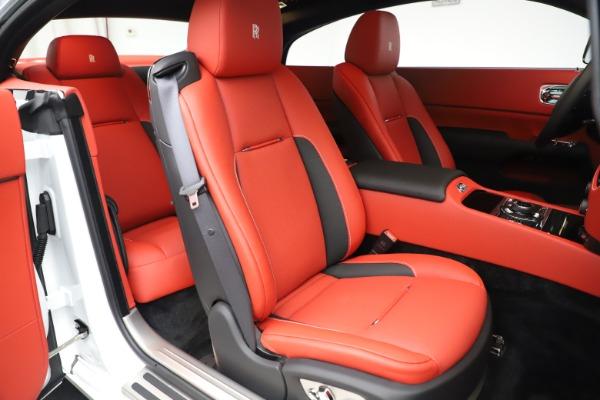 New 2020 Rolls-Royce Wraith for sale $392,325 at Alfa Romeo of Westport in Westport CT 06880 16