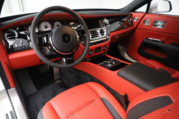 New 2020 Rolls-Royce Wraith for sale $392,325 at Alfa Romeo of Westport in Westport CT 06880 17