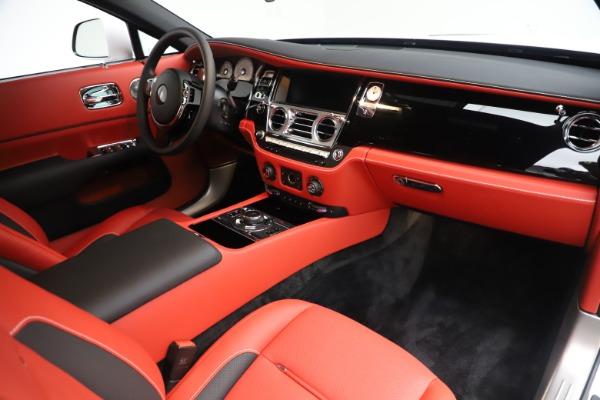 New 2020 Rolls-Royce Wraith for sale $392,325 at Alfa Romeo of Westport in Westport CT 06880 19