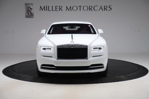 New 2020 Rolls-Royce Wraith for sale $392,325 at Alfa Romeo of Westport in Westport CT 06880 2