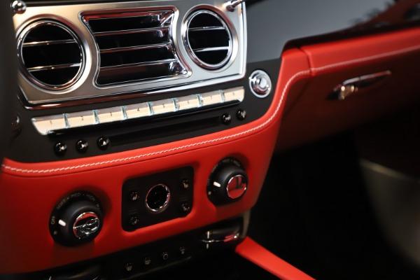 New 2020 Rolls-Royce Wraith for sale $392,325 at Alfa Romeo of Westport in Westport CT 06880 21