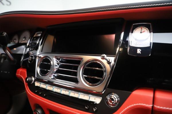 New 2020 Rolls-Royce Wraith for sale $392,325 at Alfa Romeo of Westport in Westport CT 06880 22