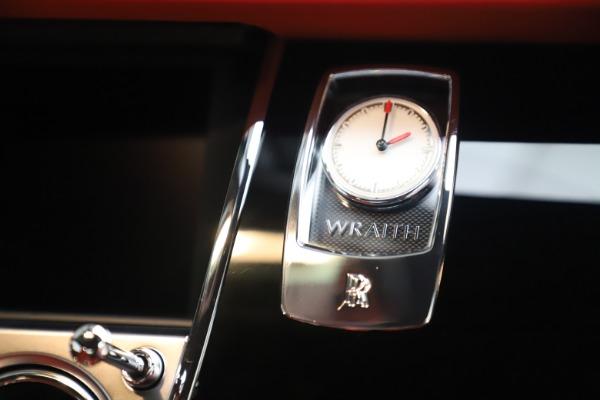 New 2020 Rolls-Royce Wraith for sale $392,325 at Alfa Romeo of Westport in Westport CT 06880 23