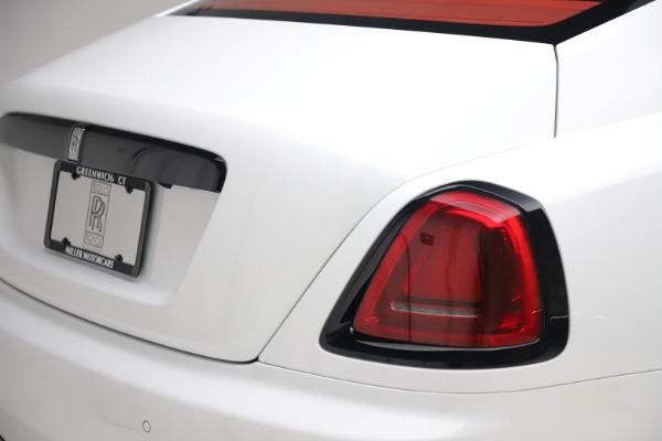 New 2020 Rolls-Royce Wraith for sale $392,325 at Alfa Romeo of Westport in Westport CT 06880 27
