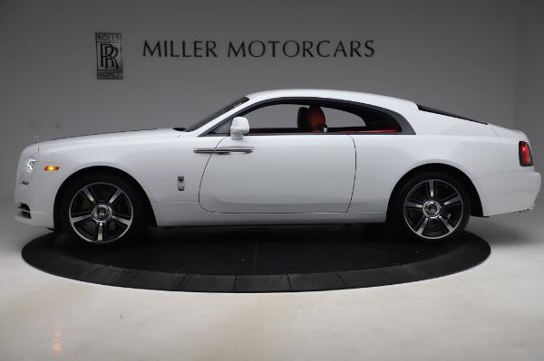 New 2020 Rolls-Royce Wraith for sale $392,325 at Alfa Romeo of Westport in Westport CT 06880 3
