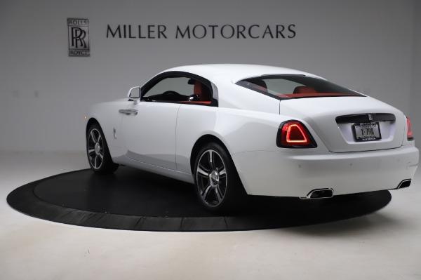 New 2020 Rolls-Royce Wraith for sale $392,325 at Alfa Romeo of Westport in Westport CT 06880 4