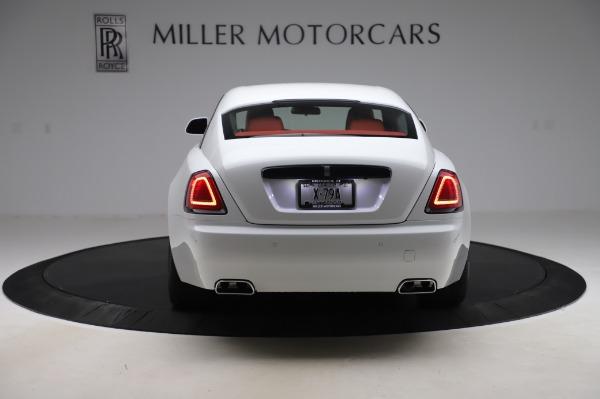 New 2020 Rolls-Royce Wraith for sale $392,325 at Alfa Romeo of Westport in Westport CT 06880 5