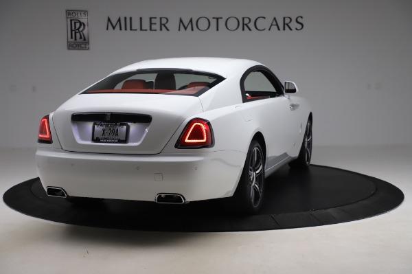 New 2020 Rolls-Royce Wraith for sale $392,325 at Alfa Romeo of Westport in Westport CT 06880 6