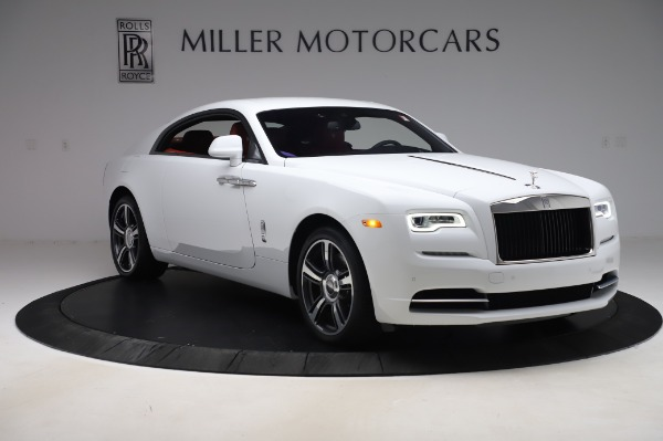New 2020 Rolls-Royce Wraith for sale $392,325 at Alfa Romeo of Westport in Westport CT 06880 8