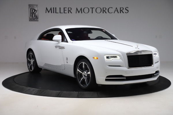 New 2020 Rolls-Royce Wraith for sale $392,325 at Alfa Romeo of Westport in Westport CT 06880 9