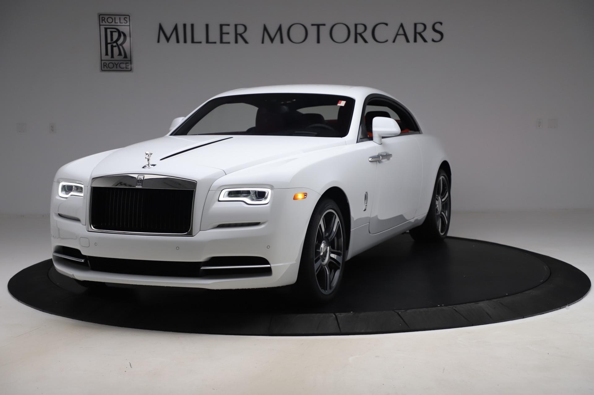 New 2020 Rolls-Royce Wraith for sale $392,325 at Alfa Romeo of Westport in Westport CT 06880 1
