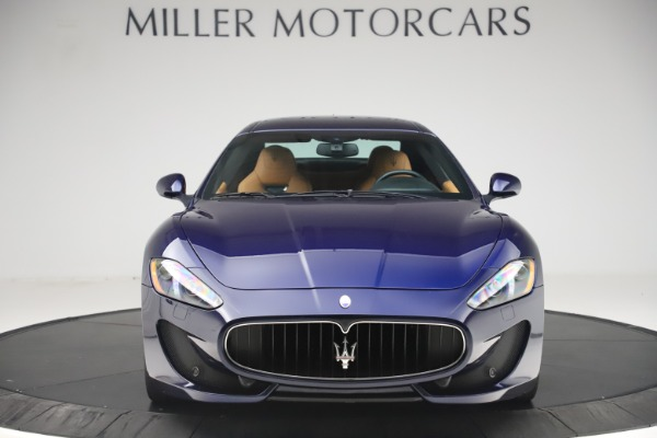 Used 2016 Maserati GranTurismo Sport for sale Sold at Alfa Romeo of Westport in Westport CT 06880 12