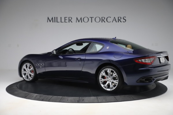 Used 2016 Maserati GranTurismo Sport for sale Sold at Alfa Romeo of Westport in Westport CT 06880 4