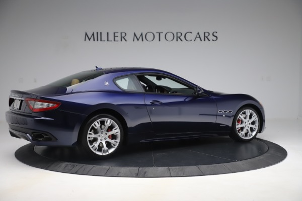 Used 2016 Maserati GranTurismo Sport for sale Sold at Alfa Romeo of Westport in Westport CT 06880 8
