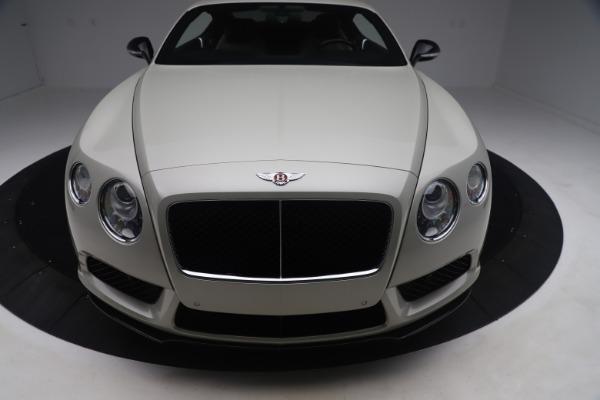 Used 2014 Bentley Continental GT V8 S for sale Sold at Alfa Romeo of Westport in Westport CT 06880 13