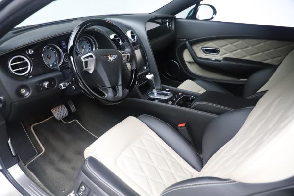 Used 2014 Bentley Continental GT V8 S for sale Sold at Alfa Romeo of Westport in Westport CT 06880 17