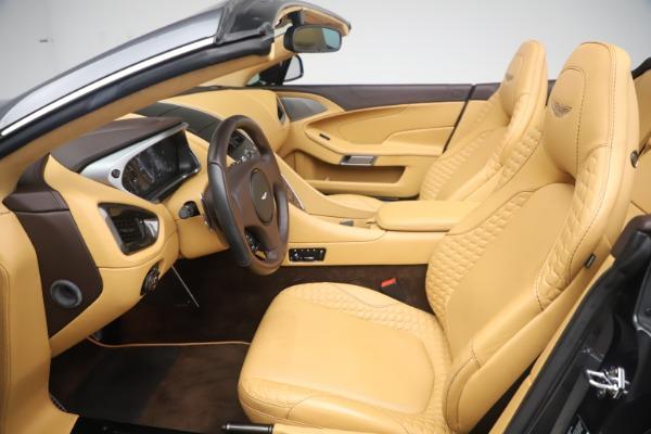 Used 2016 Aston Martin Vanquish Volante for sale Sold at Alfa Romeo of Westport in Westport CT 06880 20