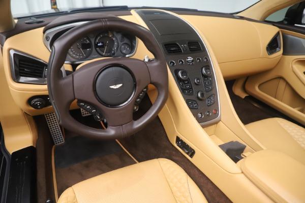 Used 2016 Aston Martin Vanquish Volante for sale Sold at Alfa Romeo of Westport in Westport CT 06880 21