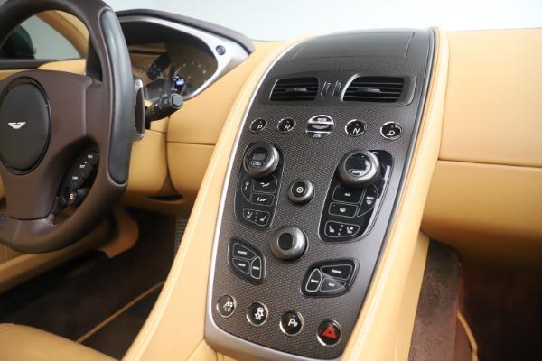 Used 2016 Aston Martin Vanquish Volante for sale Sold at Alfa Romeo of Westport in Westport CT 06880 25