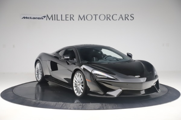 Used 2017 McLaren 570GT Coupe for sale $149,900 at Alfa Romeo of Westport in Westport CT 06880 10