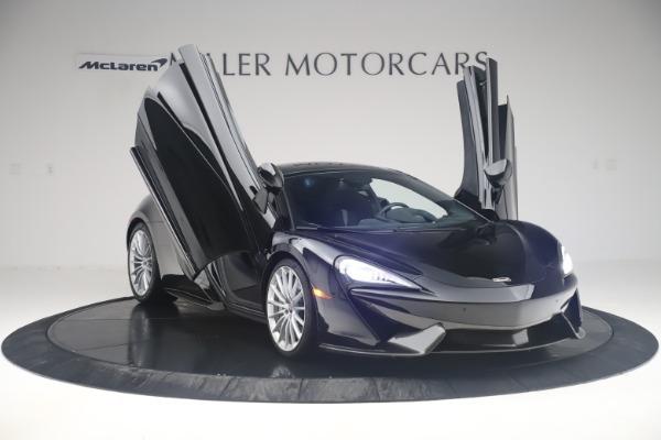 Used 2017 McLaren 570GT Coupe for sale $149,900 at Alfa Romeo of Westport in Westport CT 06880 11