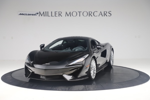 Used 2017 McLaren 570GT Coupe for sale $149,900 at Alfa Romeo of Westport in Westport CT 06880 13