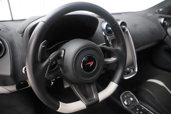 Used 2017 McLaren 570GT Coupe for sale $149,900 at Alfa Romeo of Westport in Westport CT 06880 17