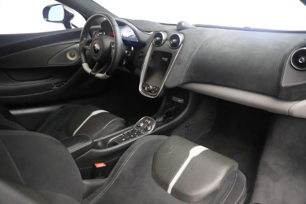 Used 2017 McLaren 570GT Coupe for sale $149,900 at Alfa Romeo of Westport in Westport CT 06880 19