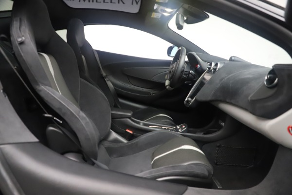 Used 2017 McLaren 570GT Coupe for sale $149,900 at Alfa Romeo of Westport in Westport CT 06880 20