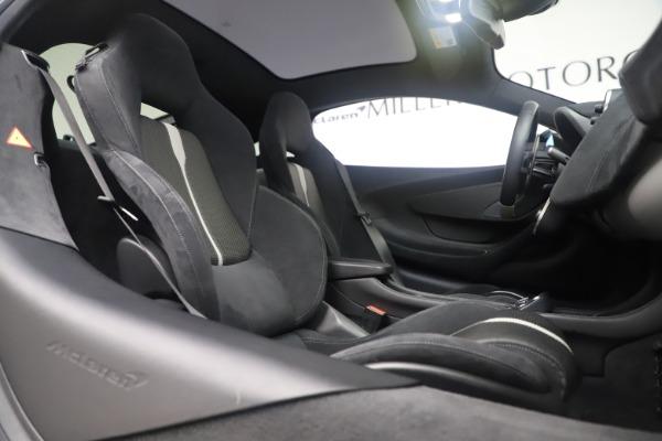 Used 2017 McLaren 570GT Coupe for sale $149,900 at Alfa Romeo of Westport in Westport CT 06880 21